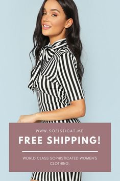 Looking for classy, elegant, sophisticated outfits that's just at the right price? Browse through a collection of women's fashion for casual look, for work, or for evening events or boho designs. Dresses that fits any season. Colorful Fashion, Cute Fashion, Boho Fashion, Fashion Dresses, Classic Fashion, Fashion Ideas, Fashion Shoes, Fashion Beauty, Fashion Tips