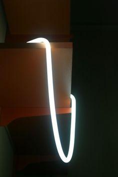 Brandon Andrew: Keep Ya Head Up (2011) Light Installation, Art Installations, United Visual Artists, Night Swimming, Neon Design, Lighting Concepts, Light And Space, Fashion Lighting, Light Effect