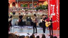 20141117 One Direction Concert on the Today Show @ Universal Orlando Part 2