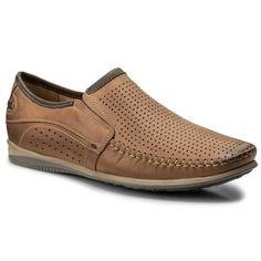 Shoes LASOCKI FOR MEN - MI07A271-A120-06 Brązowy 1