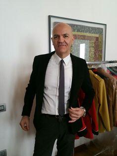 …. Marco Eugenio Di Giandomenico by Pantero Pantera  (Milan Man Fashion Week - Jan. 2016) …