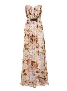 Little Mistress Floral Print Bar Belted Dress Belted Dress, Floral Maxi Dress, Wedding Bridesmaid Dresses, Mom Style, Spring Fashion, Floral Prints, Summer Dresses, Mistress, Dorthy Perkins