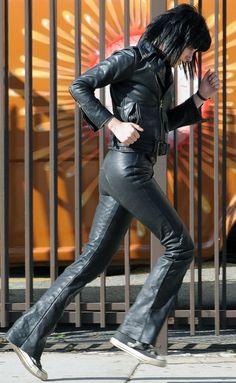 kristen stewart ass photos   Kristen Stewart as Joan Jett in The Runaways