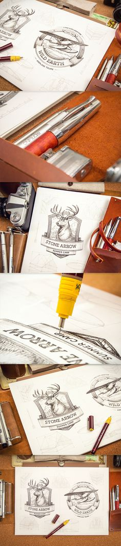 Sketchbook on Inspiration Is