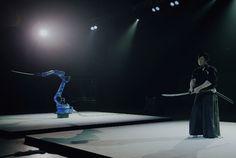 Video Friday: PR2 With Nailgun, Snake Bot Tango, and Robot vs Sword Master - IEEE Spectrum