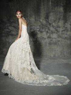 Modelos Vestido De Noiva Azul Royal Vestidos De Noiva Plus Size Praia Boho Backless Barato Bohemian Rua Sonho Vestido De Noiva Tule Até O Chão