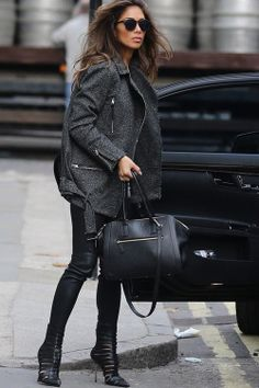Nicole Scherzinger Street Style
