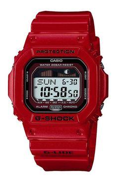 G-Shock GLX-5600-4CR Glide Watch