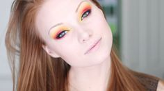 Wearable Iron Man Inspired Makeup Tutorial