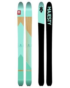 Hi-tech freeride skis for ladies seeking serious big-mountain powder fun. Effortless in turn initiation they deliver stability and perfect edge grip. Ski Usa, Freeride Ski, Big Mountain, Vixen, Skiing, Stability, Boss, Powder, Tech