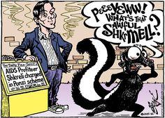 Cartoon by Paul Berge -