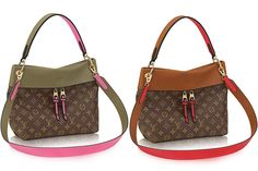 Louis Vuitton Tuileries Besace Bag