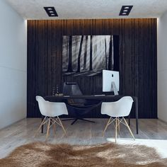 Moscow Bachelor Apartment by Angelina Alexeeva (11)