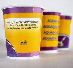 #paper #cup #brandname #advertising  #promote #promotion #disposable #themis #aquadol #medicine #doctors
