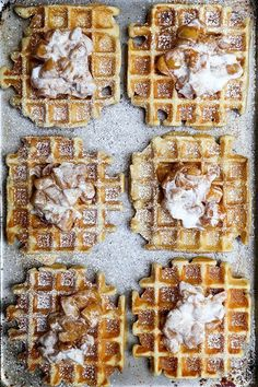 waffles now please
