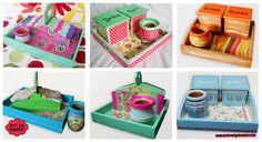 Decoupage Art, Coasters, Household, Decorative Boxes, Crafts, Food, Design, Home Decor, Google