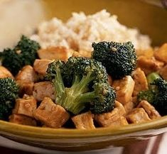 TOFU MOM . . . and gravy!: Super-Easy Tofu Stir Fry