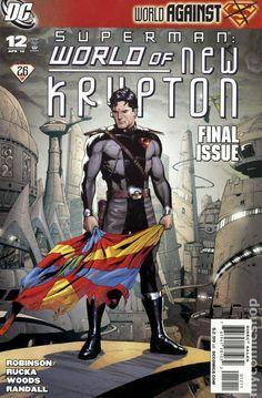 Superman World of New Krypton (2009) 12A