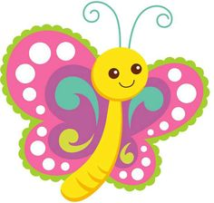 baby butterfly cartoon clip art pictures all butterfly are om a rh pinterest com butterfly cartoon clipart png butterfly cartoon clipart black and white