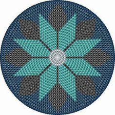 Galería y Patrones: Bases y Cuerpos de Mochilas Wayuu | CTejidas [Crochet y Dos Agujas]