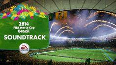É divulgada a trilha sonora do jogo 2014 FIFA World Cup Brazil