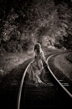 """Run, run, run away like a train running off the track. Got the truth you left behind falls between the cracks. Standing on broken dreams, never losing sight. Just spread your wings."" - Van Halen"