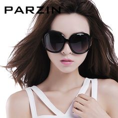 Parzin Polarized Sunglasses Women Retro Female Sun Glasses Brand Design Oversized Glasses Shades Gafas De Sol With Case 6216  #men #me #photooftheday #gloves #women #accessories #love #gift #bags #smartwatch #sale #bride #style #money #baby