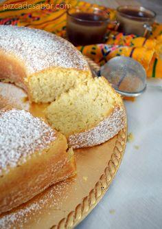 Pan de elote www.pizcadesabor.com