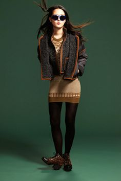 Opening Ceremony Fall 2012 Ready-to-Wear Collection