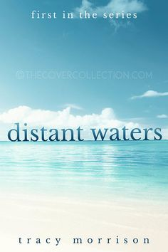 Premade romance ebook cover design - Distant Waters