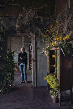 pierre berg et yves saint laurent - vague fleur | FLOWERS IN THE AIR | Pinterest | Fleurs Flottantes ...