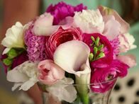 How To Make Your Own Wedding Bouquet --> http://www.hgtvgardens.com/weddings/make-your-own-wedding-bouquet-video?soc=pinterest