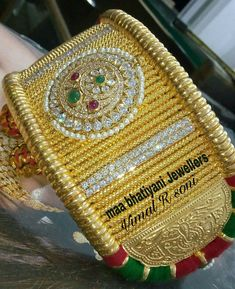 Rajputi jewellery beautiful bajuband by Kuldeep Singh