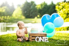 Best Indoor Garden Ideas for 2020 - Modern Boy Birthday Pictures, Boys 1st Birthday Party Ideas, 1st Birthday Photoshoot, Baby Boy First Birthday, First Birthday Photos, Baby Cake Smash, 1st Birthday Cake Smash, Outdoor Family Pictures, Family Photos