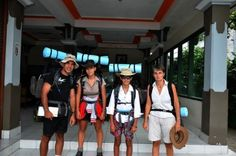 Voyageurs soyons humble