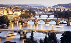 Prague! River Cruising at its best!    I book river cruises! http://www.amawaterways.com/agent/MelissaHerzog25