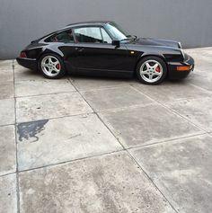 Awesome Porsche 911  (964)