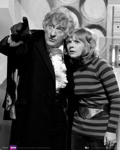 Doctor Who 3rd Doctor Colony In Space