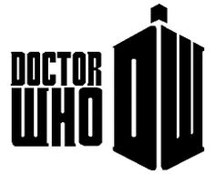 Doctor Who related silhouette stencils!