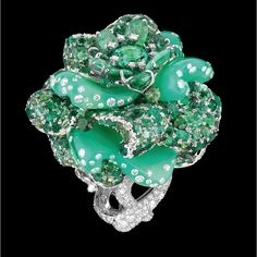 """Le Bal des Roses"": An homage to Monsieur Dior"