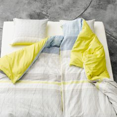Colour Block Duvet Set  by Scholten & Baijings
