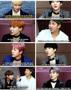 Why is Jin being so savage  1g of your soul omfggggg this boy