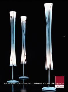Sfinge Floor Lamp - AV Mazzega  Shop Online http://www.interior-deluxe.com/sfinge-te5005-floor-lamp-p5346.html  #ModernLighting #InteriorDesign #AVMazzega