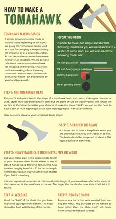 How to Make a Tomahawk