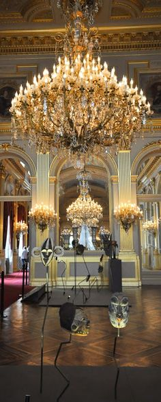 THE ROYAL PALACE OF BELGIUM | Via ~LadyLuxury ~ the Palace is open once a year…