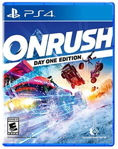 Onrush - Day One Edition for PlayStation 4 Playstation Games, Xbox One Games, Ps4 Games, Nintendo Games, Ps4 Price, Cool Tech Gifts, Game Prices, English Games, New Video Games