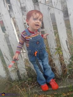 Toddler chucky costume 2012 i cant believe brad wants jacob to be chucky halloween costume contest at costume works solutioingenieria Choice Image