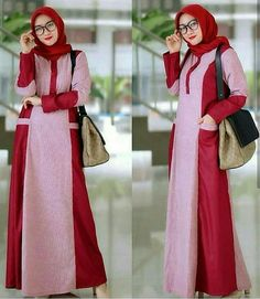 Spring Dresses Casual, Summer Dress Outfits, Casual Dress Outfits, Modest Dresses, Trendy Dresses, Ball Dresses, Hijab Outfit, Muslim Women Fashion, Islamic Fashion