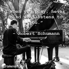 When you play....