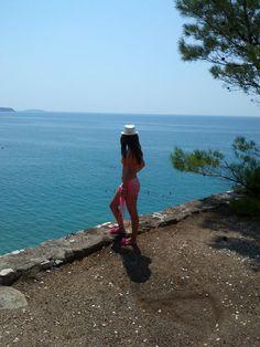 island, greece, thassos